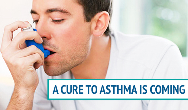 A cure to asthma may soon be coming