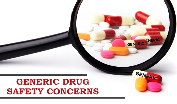 How safe are your generic prescriptions?