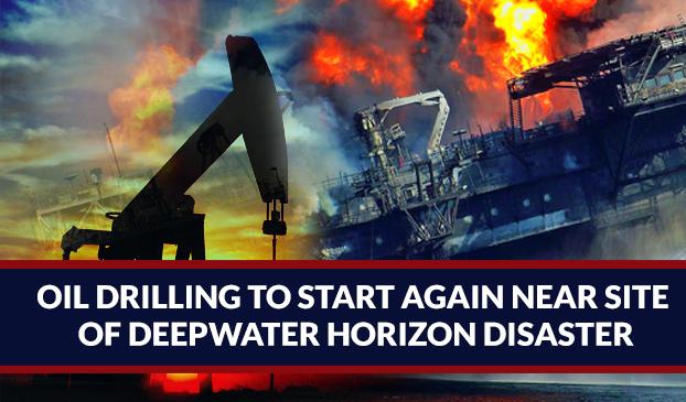 oil drill to begin near deepwater horizon site