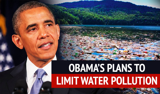 Obama's plan to limit water pollution