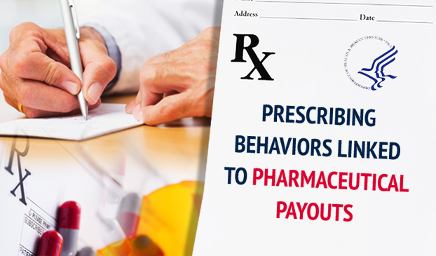 Prescribing Behaviors Linked to Pharmaceutical Payouts