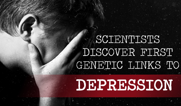 The groundbreaking study was done on depressed patients in China