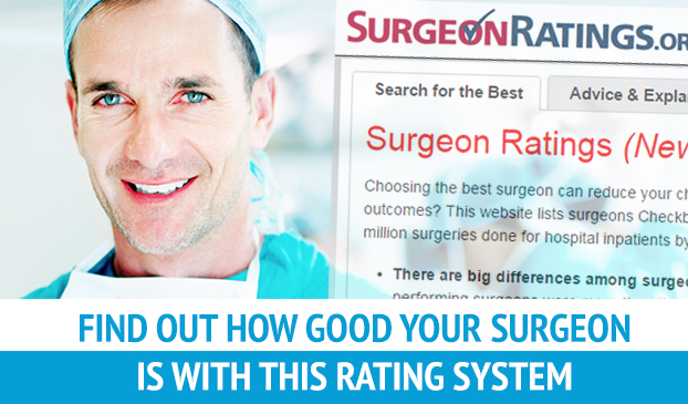 How good is your surgeon?