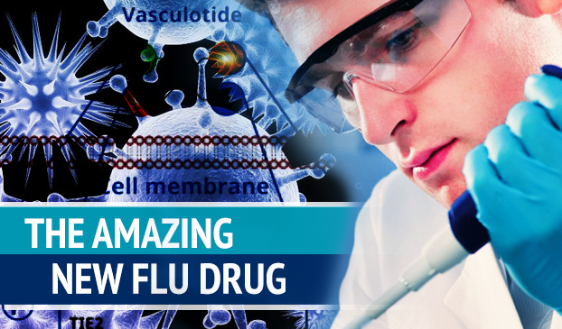 Can a new flu drug saves tens of thousands of lives annually?