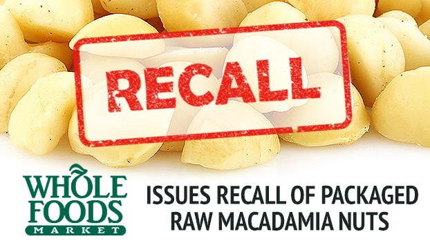 Raw Macadamia Nuts Health Risk