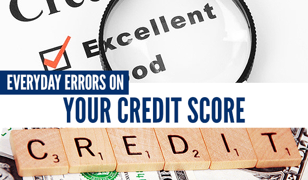 Credit Report Mistakes Can Impact Financial Health