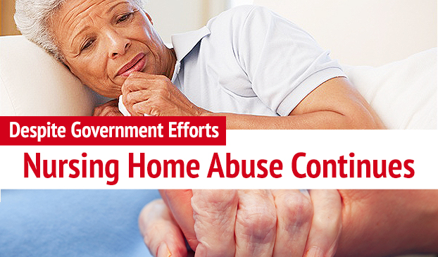Elderly Abuse and Neglect Continues Despite Policy Changes