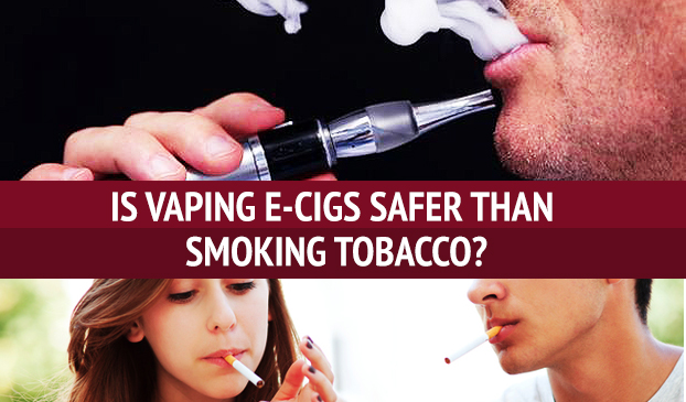 Are Vapes A Safer Alternative To Traditional Cigarettes