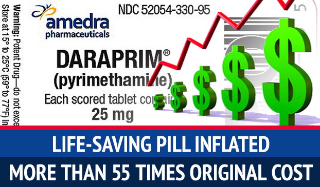 Turing Pharmaceuticals Hikes Cost Of Toxoplasmosis Pill By Hundreds