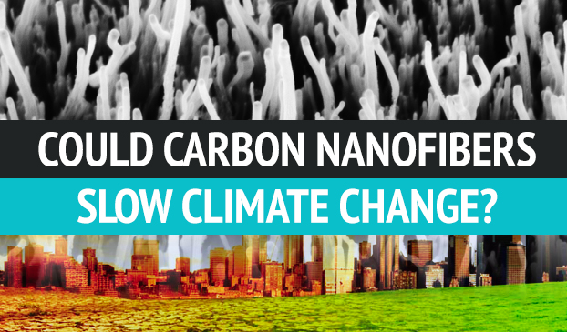 Carbon Dioxide Can Be Converted Into Carbon Nanofibers To Slow Global Warming