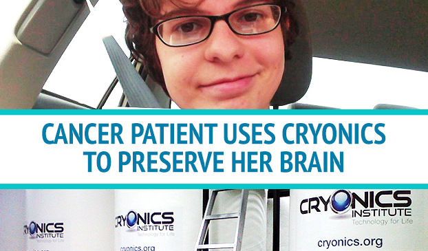 Kim Suozzi Freezes Her Brain With Cryonics To Be Revived In the Future