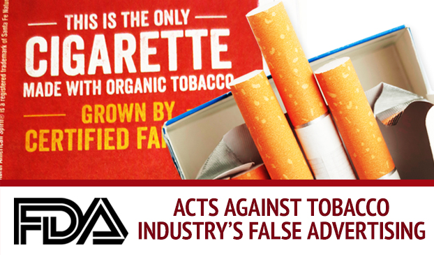 Natural and Additive Cigarettes Are Subject To Additional Regulation To Comply With The Law