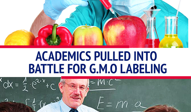 Academic Representatives Are Fighting For And Against Labels On Genetically Modified Food Products