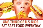 CDC Study Shows More Than 30 Percent Of U.S. Kids Eat Fast Food Every Day