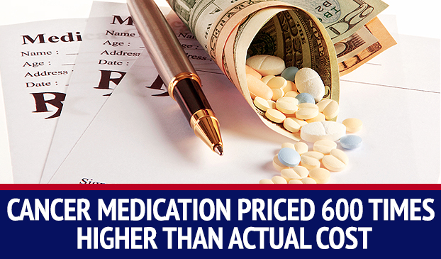 Cancer Medications Cost Triple The Price In America