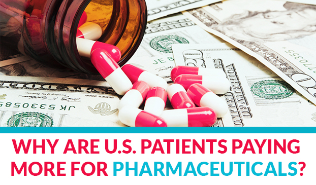 Global Drug Cost Differs From Country To Country But The Price Of Pharmaceuticals Is Highest In America