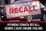 Hyundai Recalled 470,000 Sonatas With Stalling Engines