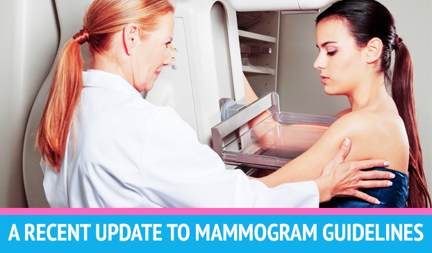 American Cancer Society Decreases Frequency Of Mammograms For Middle-Aged Women