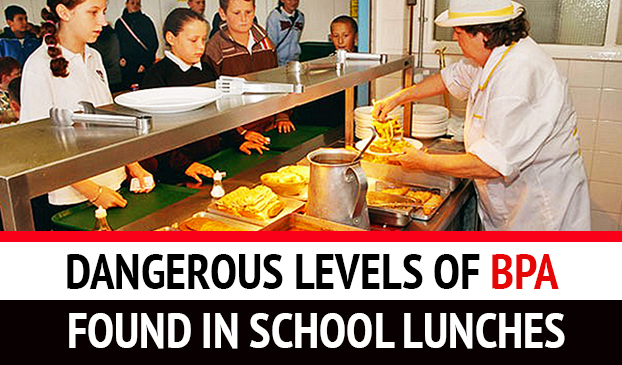 Kids Are Eating Toxic Chemicals In Food Provided By Schools