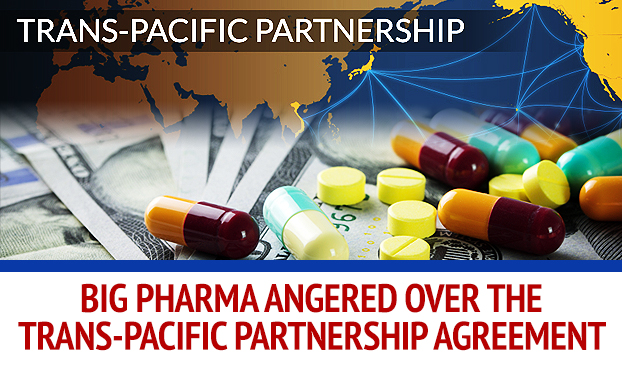Conflict With Big Pharma Over The Trans-Pacific Partnership Agreement