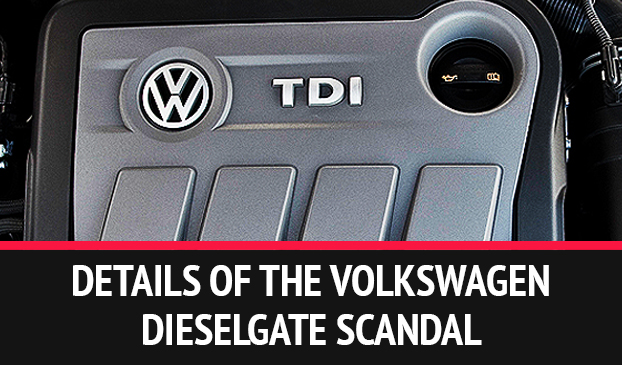 VW Falsified Vehicle Emissions Tests For Diesel Powered Engines