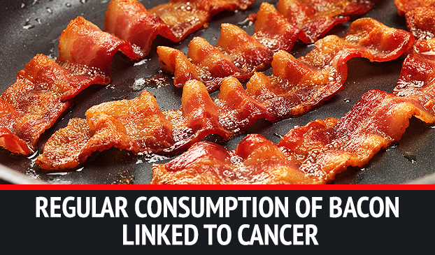 Bacon And Other Processed Meats Have Been Found To Be Carcinogenic