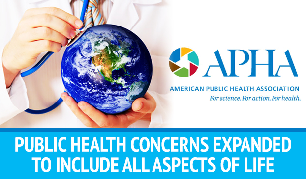 Regulators Expand Public Health To Encompass Additional Aspects Of Everyday Life