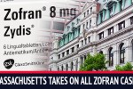 Zofran Consolidated to Multi-District Litigation in Massachusetts