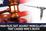 Husband Sues Power Morcellators After Wife Dies From Cancer