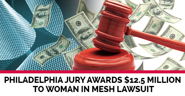Woman Files Transvaginal Mesh Suit And Gets Millions For Injuries