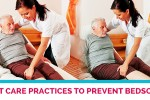 How To Stop Elderly Patients From Developing Pressure Ulcers