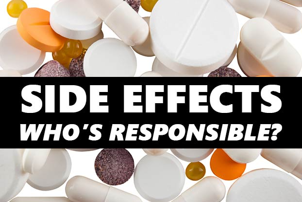 Who S Responsible For Prescription Drug Side Effects