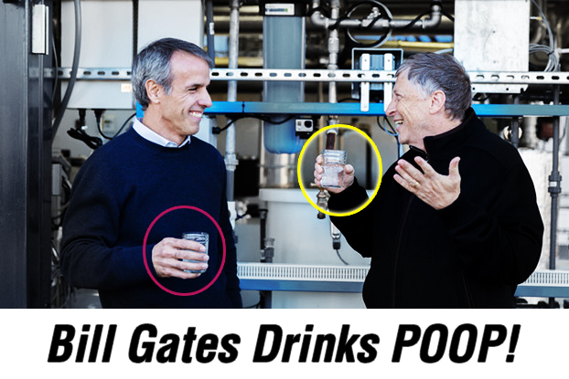 Bill Gates Reinvents The Toilet 183 Citizens Report