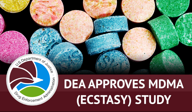 Dea Approves Mdma Ecstasy Study Citizensreport Org