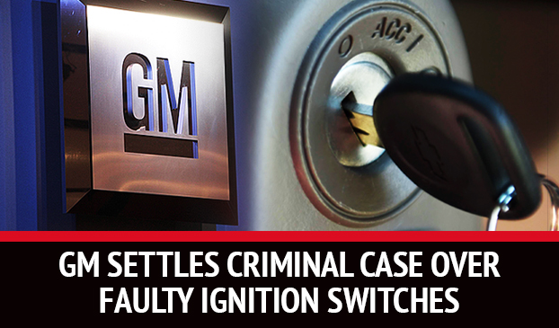The Gm Ignition Switch Settlement